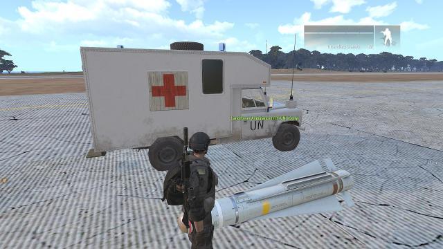 need medic ...