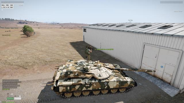 tank hype