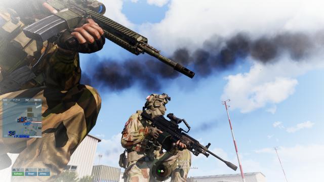 Tactical AF