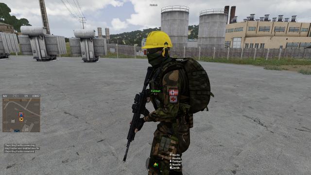 Tacticool helmet