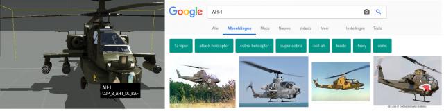 CUP's AH-1