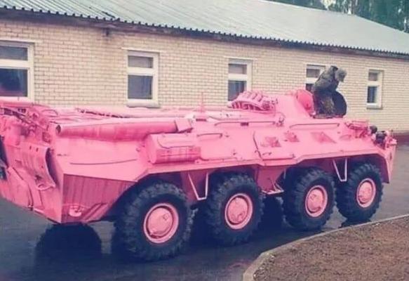Scar's BTR