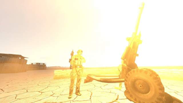 Hitman Base firing