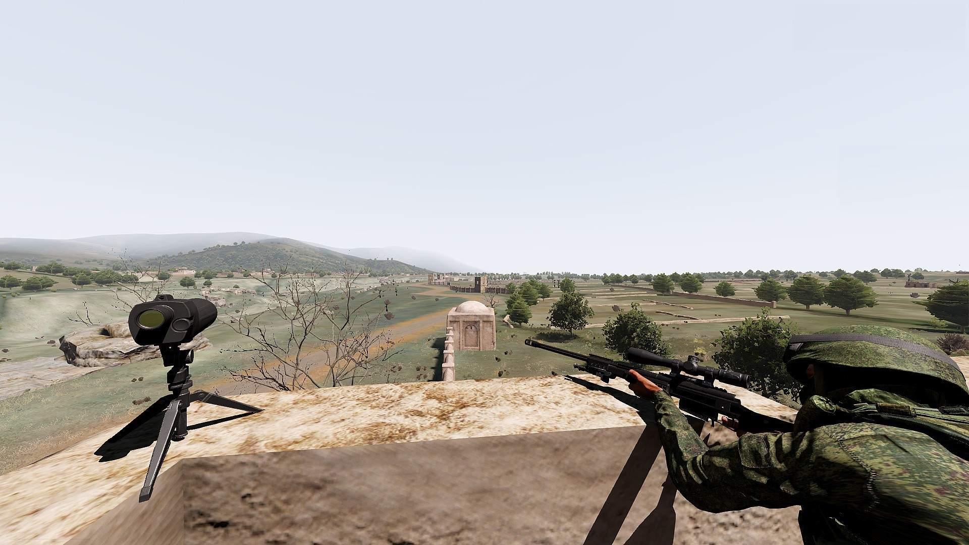 AWE Sniper Team